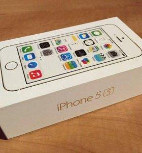 Коробки от iPhona 5 и 5s, iPad mini 2
