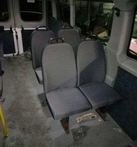 Чехлы на микроавтобусы