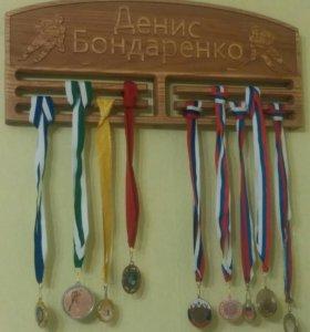 Медальница