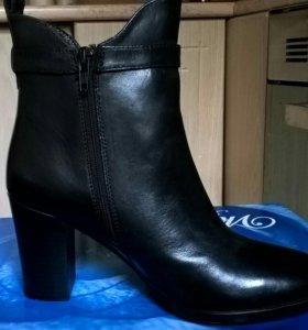 Ботинки Mascotte (новые).