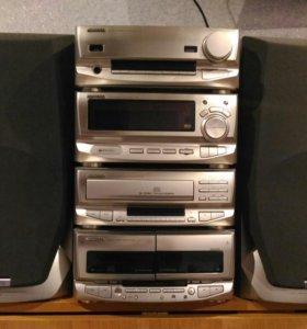 Компонентная Hi-Fi стерео система Kenwood XD