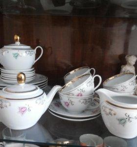 Чайный сервиз, производство Германия
