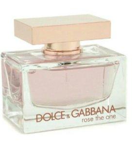 DOLCE &GABBANA rose the one