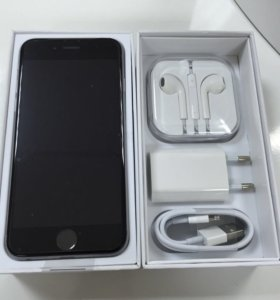 Apple iPhone 6 16 гб Space Gray