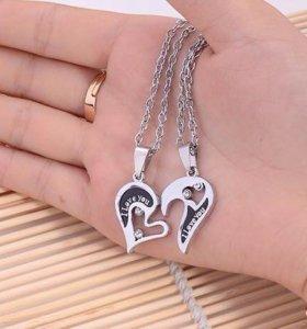 Ожерелье для влюблённых 😍