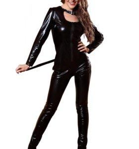 Карнавальный костюм женщина кошка