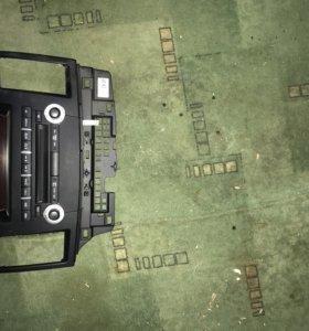 Рамка под автомагнитолу