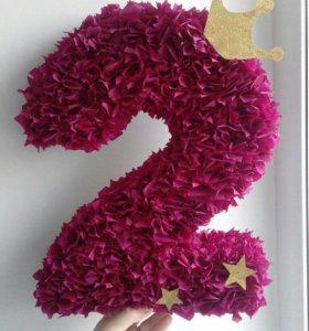 Цифра на день рождения 2