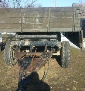 Телега трактора