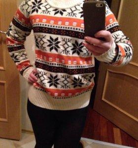 Новый свитер, р.44