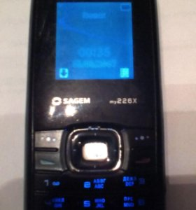 SAGEM my226X
