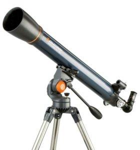 Телескоп celestron astromaster az 90