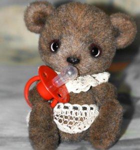Авторская игрушка Мишка