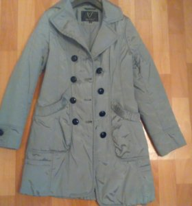 Пальто на синтепоне 42-44