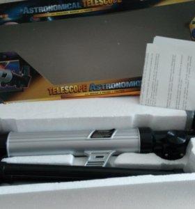 Телескоп детский игрушечный
