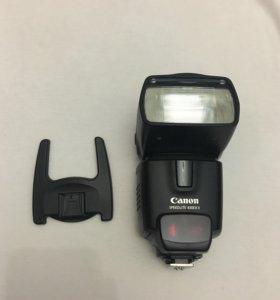 Вспышка Canon Speedlite 430 II-RT