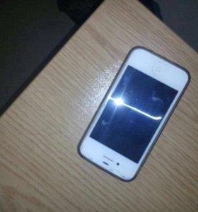 iPhone 4s 16g в отличном состоянии