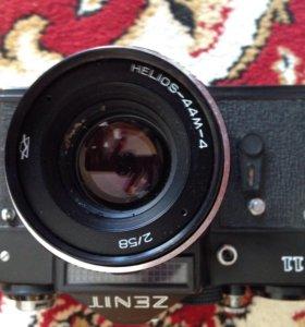 Фотоаппарат ретро