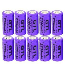 Аккумуляторы 18650, 16340, li-ion 3.7v