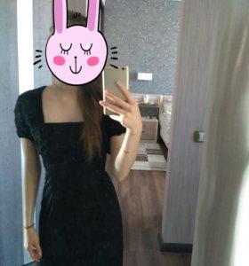 Платье и болеро benetton