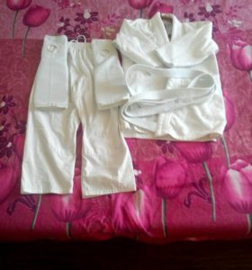 Кимоно и накладки на колени