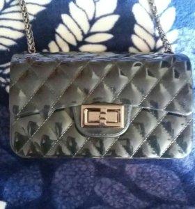 Мини сумочка Chanel