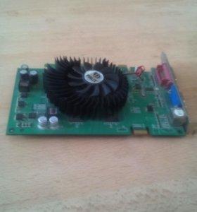 Видеокарта PCI-e