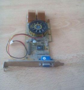 Видеокарта AGP