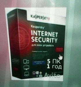 Kaspersky internet security продление