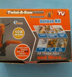 Renovator Twist-A-Saw Deluxe