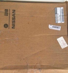 Диск и корзина сцепления на Nissan X-Trail 2.5l