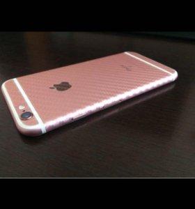 Защитная пленка на iPhone 6/6s