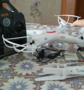 Квадрокоптер сима x5