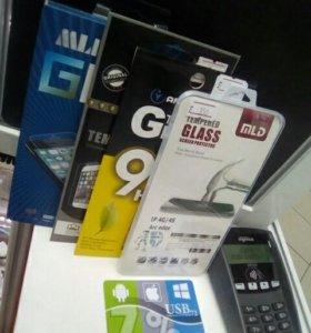 Стекла айфон 4