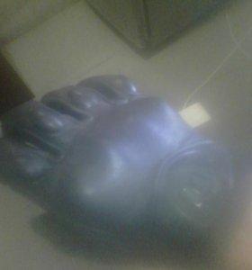 Мото перчатки с защитой