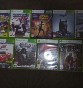 Диски на Xbox