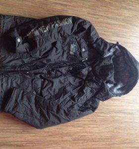 Куртка демисезонная рост 152