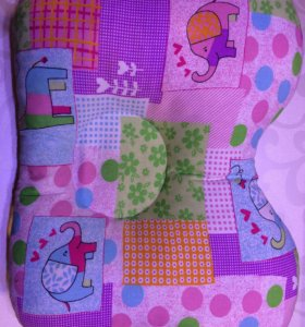 Подушка ортопедическая для малыша