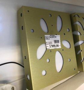 Светильник бра LED 10Вт