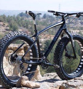 Велосипеды новые с большими колёсами - fat bike