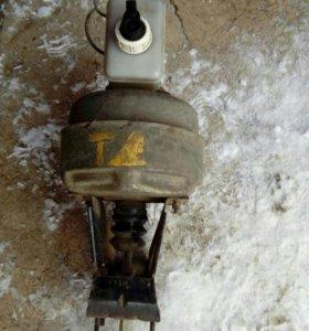 Вакуумный усилитель тормозов Газ 31105