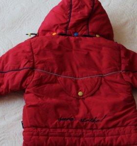 Комбез и куртка р86