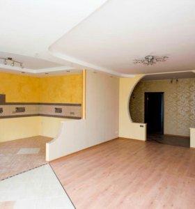 Отделка квартир, котеджей под ключ