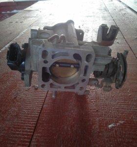 Дроссельная заслонка двигатель 1g-fe