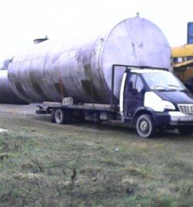 Резервуар бу.54'4м3, бу с привозом