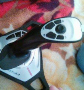 Freedom2.4 cordless joystick