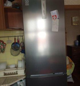 Новый холодильник Bosch