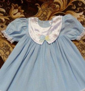 Платье новое 98р