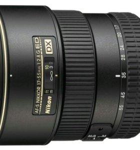 Nikon 17-55 mm f/2.8G ED-IF AF-S DX Zoom Nikkor