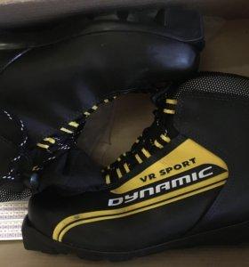 Лыжные ботинки 40 р- р